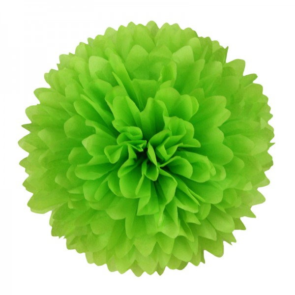 PomPom | citrus green | zitrusgrün