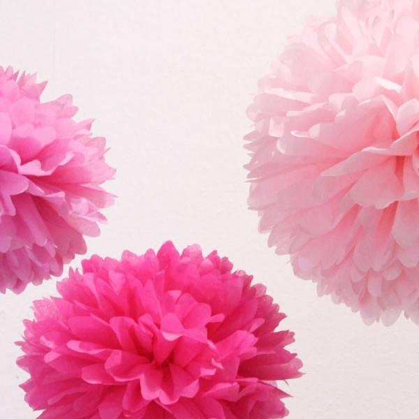 PomPom Set M LITTLE PRINCESS