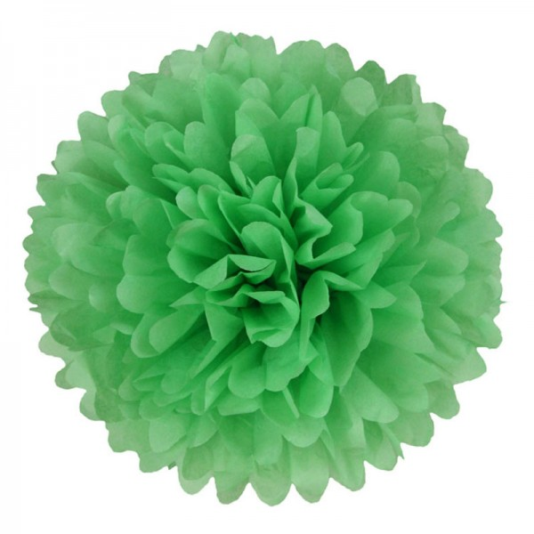 PomPom | apple green | apfelgrün