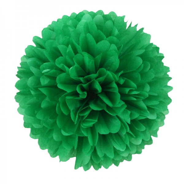 PomPom | kelly green | flaschengrün